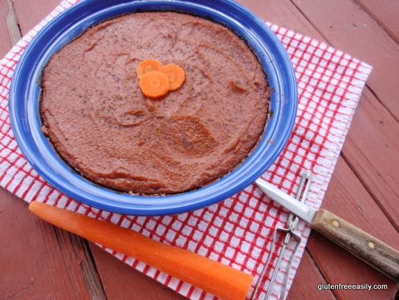"""""""Faux Pumpkin"""" Pie from Gluten Free Easily"""