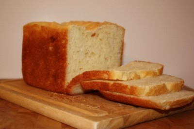 Gluten-Free Bread Machine Bread from Lynn's Kitchen Adventures