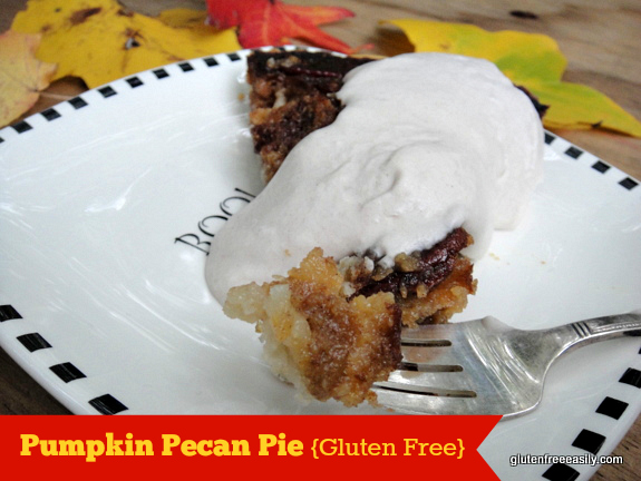 "Gluten-Free Pumpkin Pie Recipes (Gluten Free and ""More Free"")"