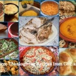 Gluten-Free Thanskgiving Recipes (over 100) and Tips for an Easy Safe Thanksiving