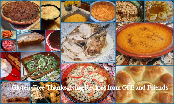 100 Gluten-Free Thanksgiving Recipes Pies Turkey Stuffing Salad Rolls Appetizers Bread