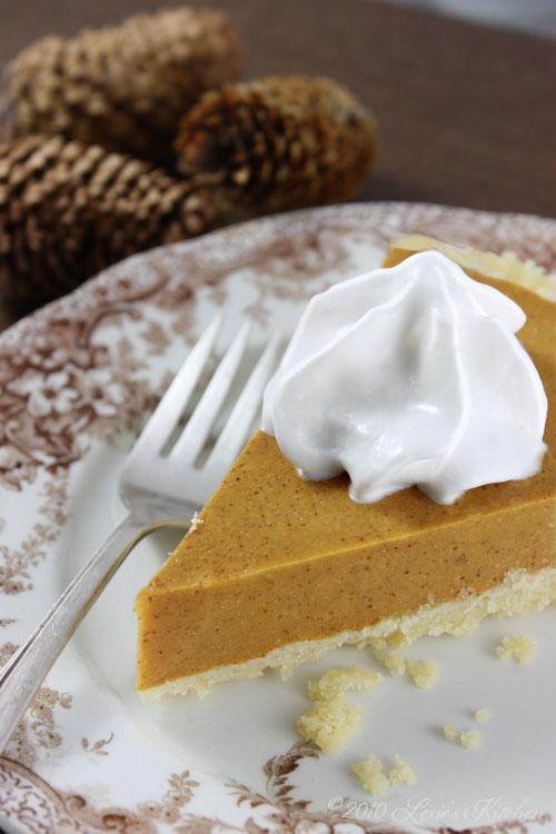 No-Bake Pumpkin Pie Foolery from Lexie's Kitchen
