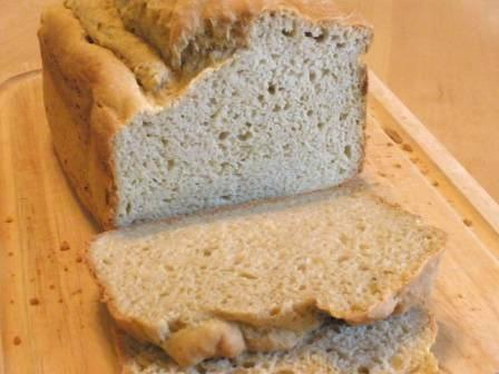 Sorghum Bread from Bread Machine (Version 2) from The Gluten-Free Homemaker