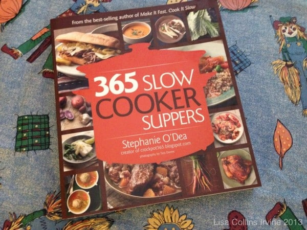 Stephanie O'Dea, slow cooker recipes, crockpot recipes, gluten-free recipes