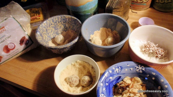 maple date balls, caramels, maple caramel truffles, gluten free, dairy free, raw, vegan, candy, maple caramel candy