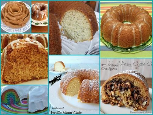 More Gluten-Free Bundt Cakes [Featured on AllGlutenFreeDesserts.com]