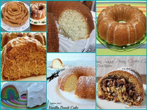 More Gluten-Free Bundt Cakes [Featured on AllGlutenFreeDesserts.com]