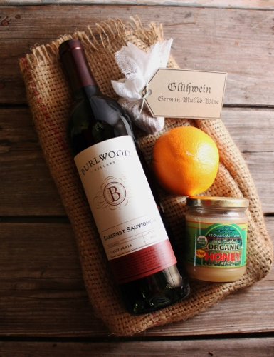 German Mulled Wine Kit from In Johnna's Kitchen