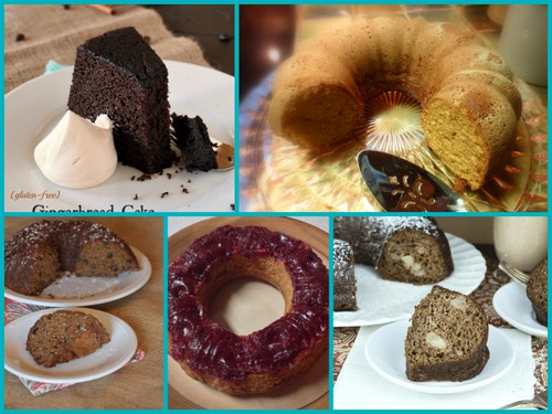 Gluten-Free Bundt Cakes Come in All Flavors and Colors [Featured on AllGlutenFreeDesserts.com]