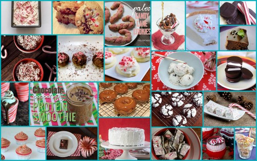 Gluten-Free Candy Cane and Peppermint Dessert Recipes Featured on gfe