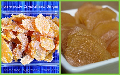 Gluten-Free Ginger Candies [Featured on AllGlutenFreeDesserts.com]