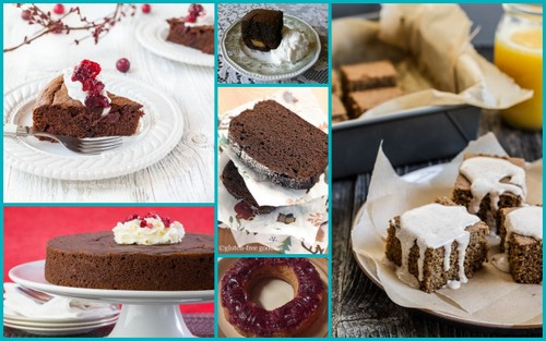 Some of the Gluten-Free Gingerbread Cakes [Featured on All GlutenFreeDesserts.com]