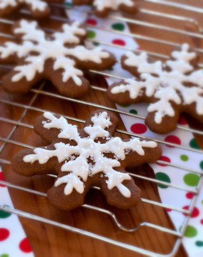 Gingerbread Cookies from Free Eats
