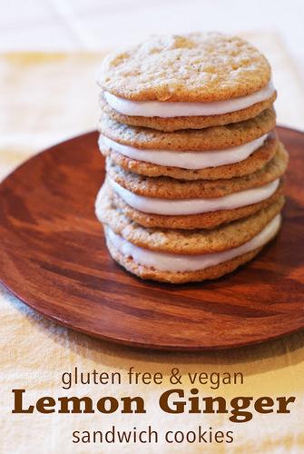 ... gluten-free ginger cookies, all gluten-free desserts, free gluten-free