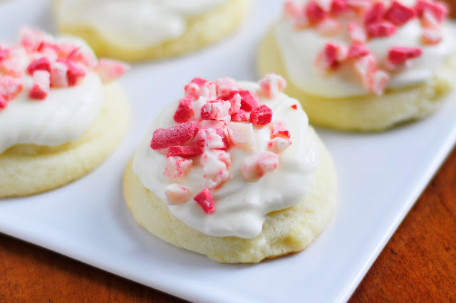 Peppermint Melt-in-Your-Mouth Cookies from Simply Gourmet