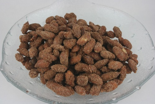 Sugared Cinnamon Almonds from A Year of Slow Cooking