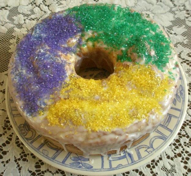 Gluten-Free King Cake from Art of Gluten-Free Baking