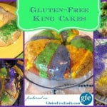 Gluten-Free King Cakes for Mardi Gras and More