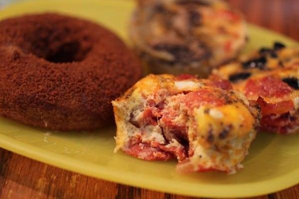Gluten-Free Mini Egg Pizzas Paleo Parents