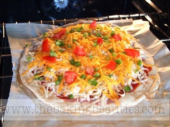 Gluten-Free Thin Crispy Pizza Crust from The Baking Beauties