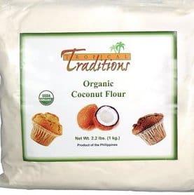 Tropical Traditions Organic Coconut Flour