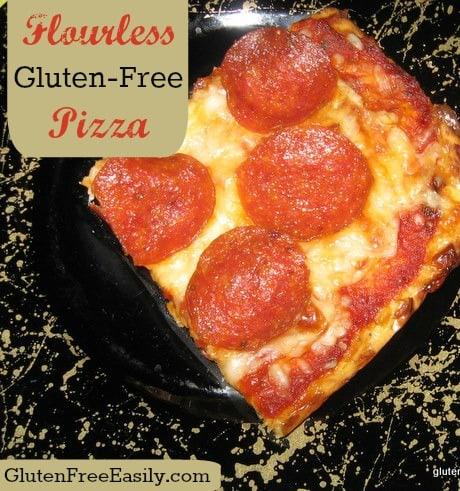 Gluten-Free Flourless Dough-Free from Gluten Free Easily