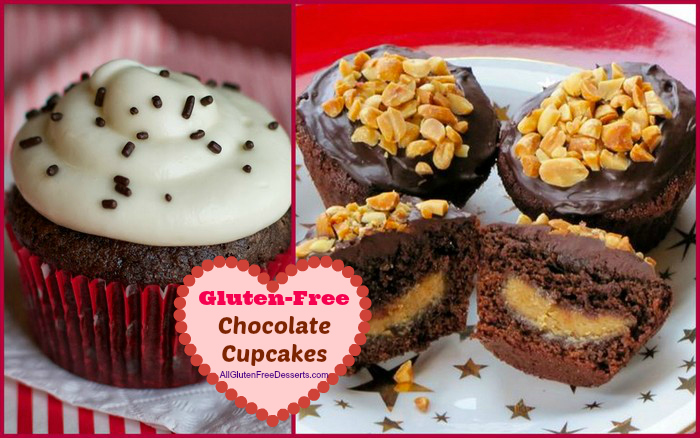 Cupcake Lover? 50 Ways to Leave Your Lover Satisfied with Gluten-Free Chocolate Cupcakes