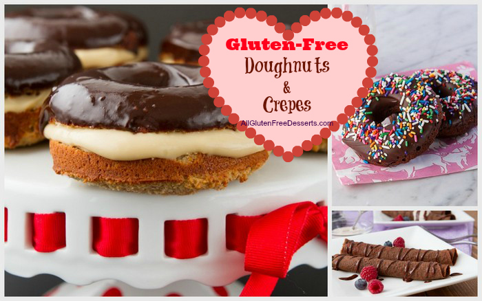 Doughnuts ... the mere word makes folks salivated! 50 Ways to Satisfy Your Lover with Gluten-Free Chocolate Doughnuts and Pastries