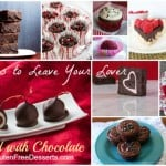 50 Ways to Leave Your Lover … Satisfied with Gluten-Free Chocolate Desserts