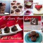 50 Ways To Leave Your Lover ... Satisfied with Gluten-Free Chocolate Desserts. So many ideal choices to make your partner happy on Valentine's Day, their birthday, and any other special day. [featured on GlutenFreeEasily.com]