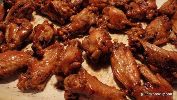 Tasty Two-Ingredient Chicken Wings 15 Minutes Before Ready