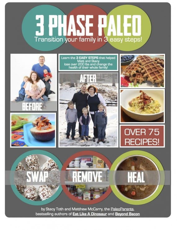 3 Phase Paleo by Paleo Parents
