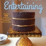 Gluten-Free Mile-High Chocolate Cake from Gluten-Free Entertaining from Olivia Dupin