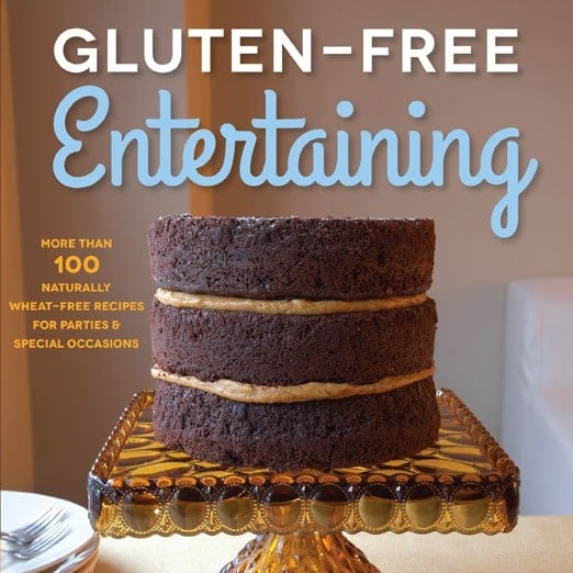 Gluten-Free Entertaining by Olivia Dupin