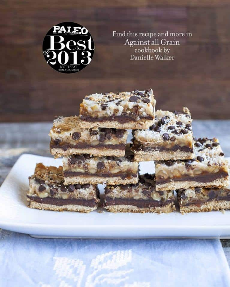 Seven-Layer Bars Best Paleo Treat 2013 Against All Grain