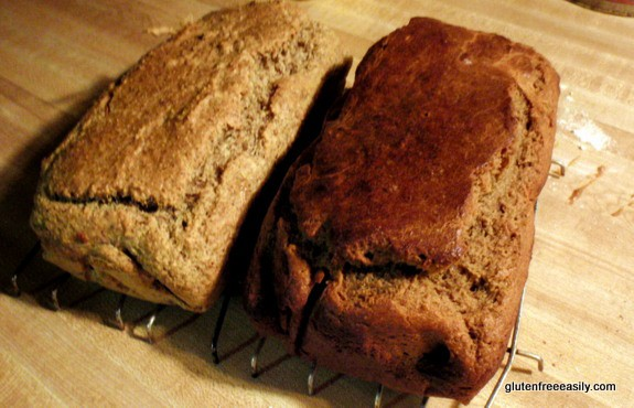 Paleo Bread Recipes from gfe and Elizabeth Nyland