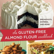 gluten-free almond flour cookbook elana amsterdam Amazon