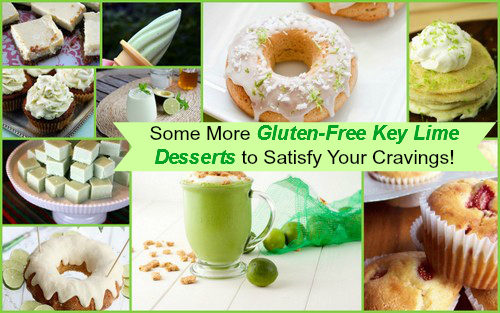 A Sampling of Other Key Lime Desserts Featured on All Gluten-Free Desserts