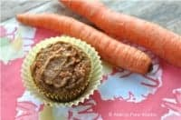 Carrot Muffins Close-up Allergy Free Alaska