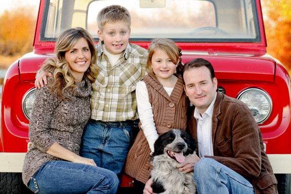Cassidy Stauffer Family Bio Pic