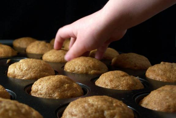 If you're a chai tea fan, you're going to love these gluten-free Chai Tea Muffins from GF Jules--another recipe in our March Muffin Madness event! [from GlutenFreeEasily.com]