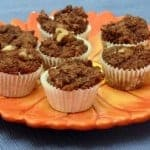 Gluten-Free Cocoa-Nut Muffins. These mini muffins from Gluten-Free Goodness are free of gluten, grains, dairy, and refined sugar but they're packed full of goodness (appropriately)! [featured on GlutenFreeEasily.com]