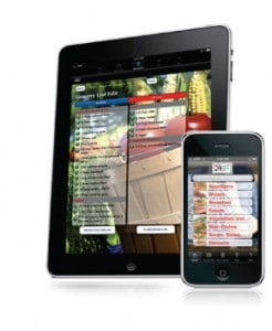 Cook IT Allergy Free ipad iphone