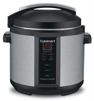 Cuisinart 1000-Watt 6-Quart Electric Pressure Cooker