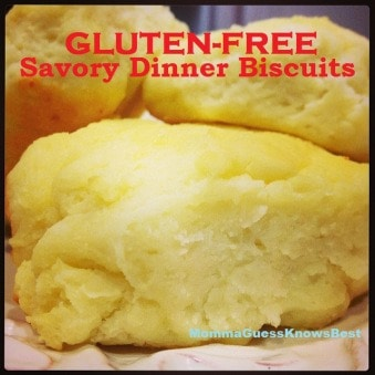 Gluten-Free Savory Dinner Biscuits Momma Guess Knows Best