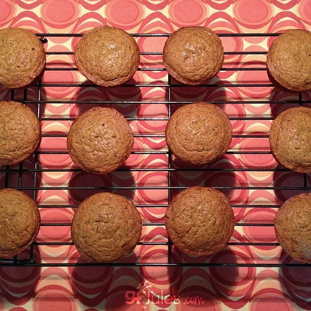 Gluten-Free Chai Tea Muffins. If you love chai tea and you love muffins, you'll be delighted with these treats from GF Jules! [featured on GlutenFreeEasily.com]