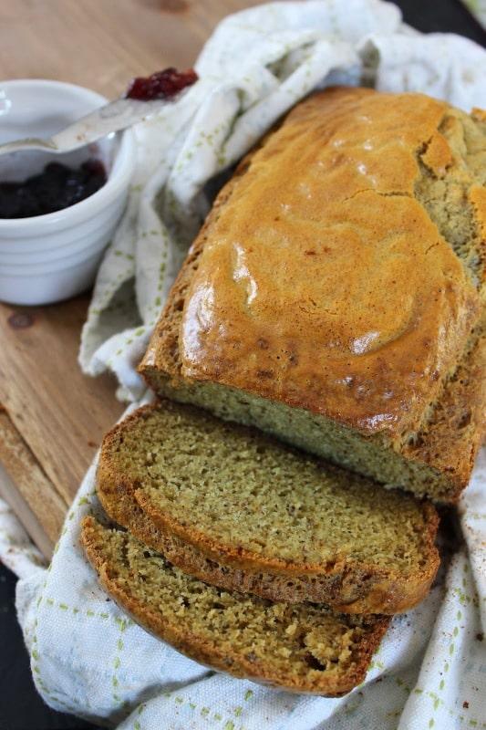 Grain-Free Paleo Bread Predominantly Paleo