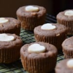 I Love You Cinnamon Apple Muffins