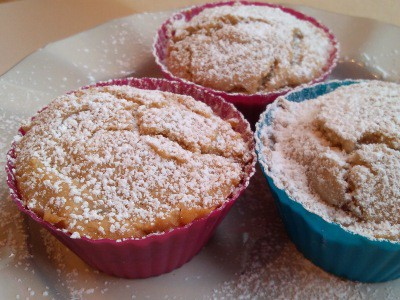 Jelly Donut Muffins from Fairy Wings and Pixie Dust