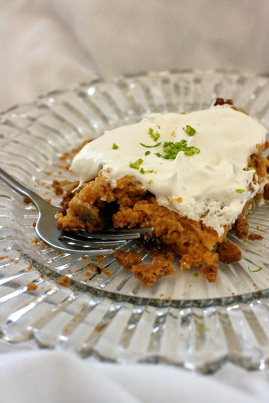 Key Lime Pie from A Year of Slow Cooking